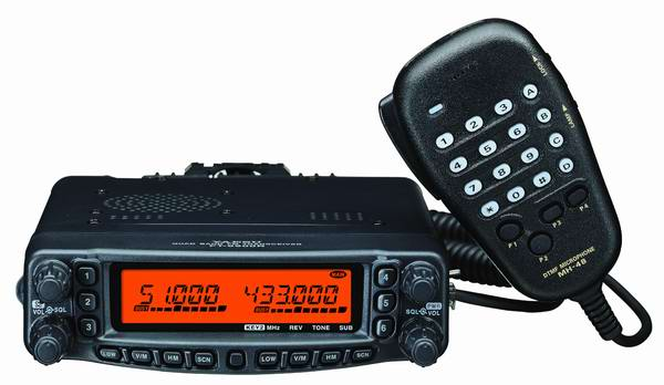 Радиостанция Yaesu FT-8900R