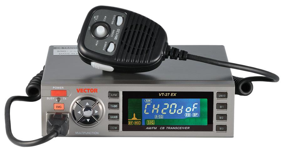 Радиостанция Vector VT-27 Navigator