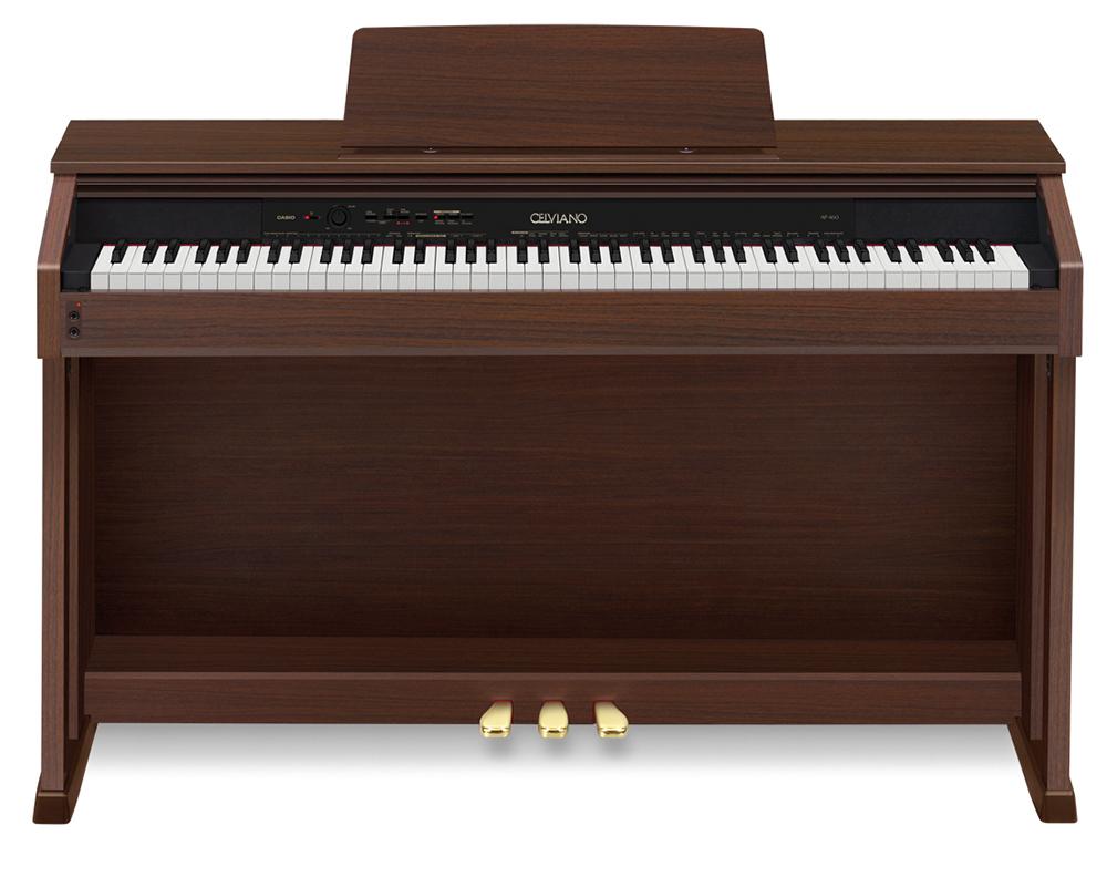 Casio Celviano AP-460BN, цифровое фортепиано