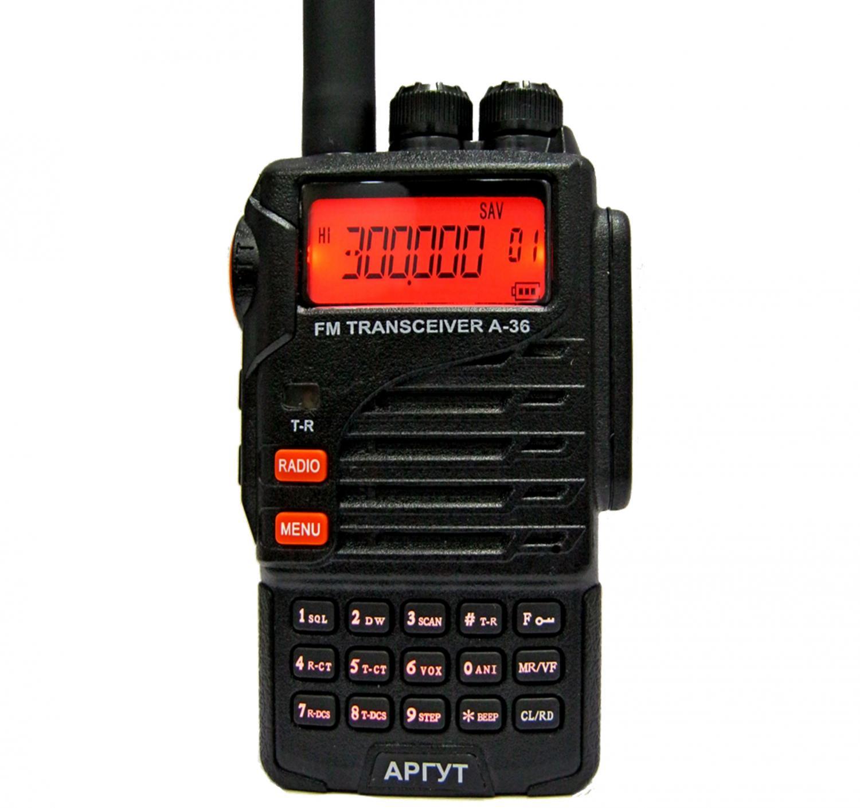 Радиостанция Аргут А36 Речная