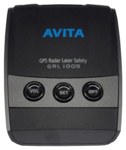 Радар-детектор Avita АВИТА GRL 1009