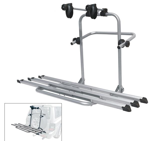 Menabo BOA 3 стальной, для трех велосипедов