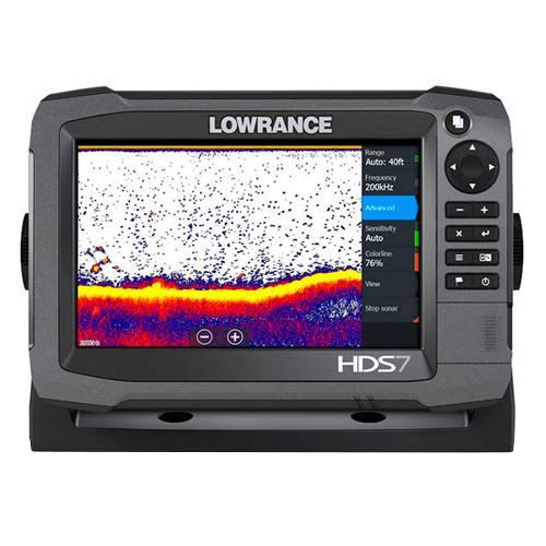 Эхолот с картплоттером Lowrance HDS-7 Carbon No Transducer