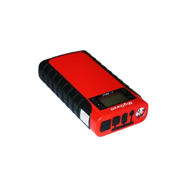 Источник аварийного питания CARKU E-Power-43 (55,5 Вт/ч, 15000 мАч)
