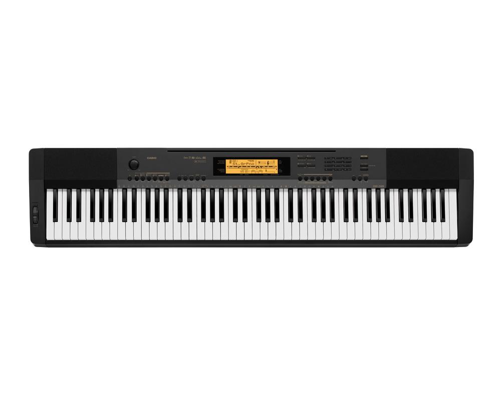 Casio CDP-230RBK, цифровое фортепиано
