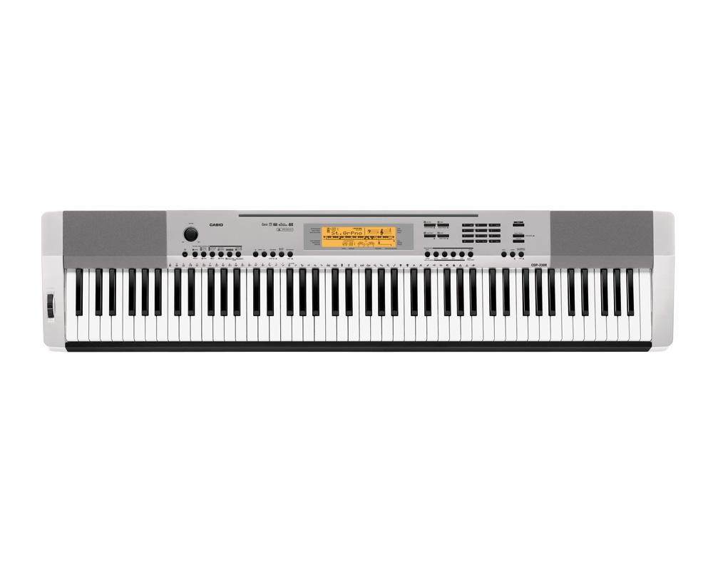 Casio CDP-230RSR, цифровое фортепиано
