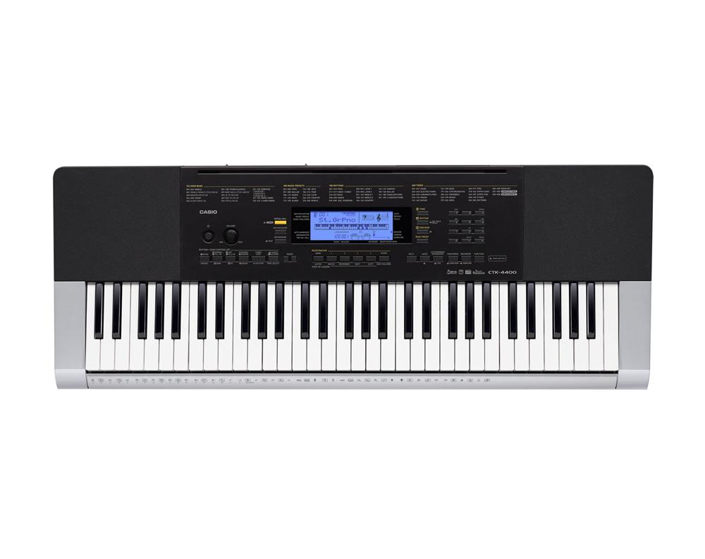 Casio CTK-4400 Синтезатор 61 клавиша