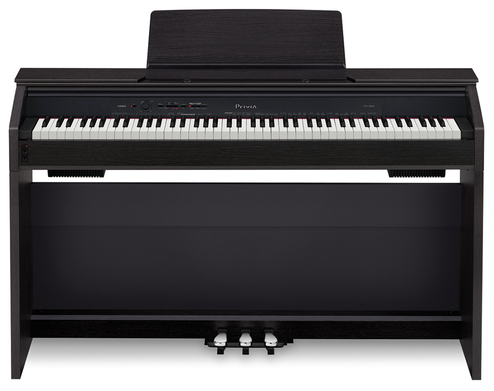Casio Privia PX-860BK, цифровое фортепиано