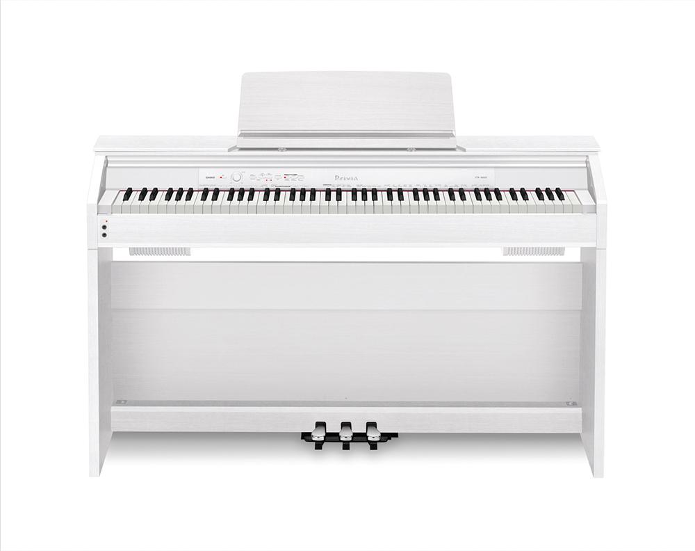 Casio Privia PX-860WE, цифровое фортепиано