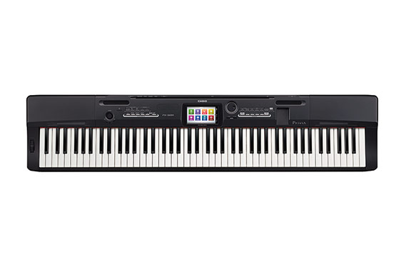 Casio Privia PX-360MBK, цифровое фортепиано