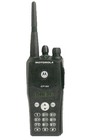 Радиостанция Motorola CP180 136-162МГц (MDH65JDH9AA4_N)