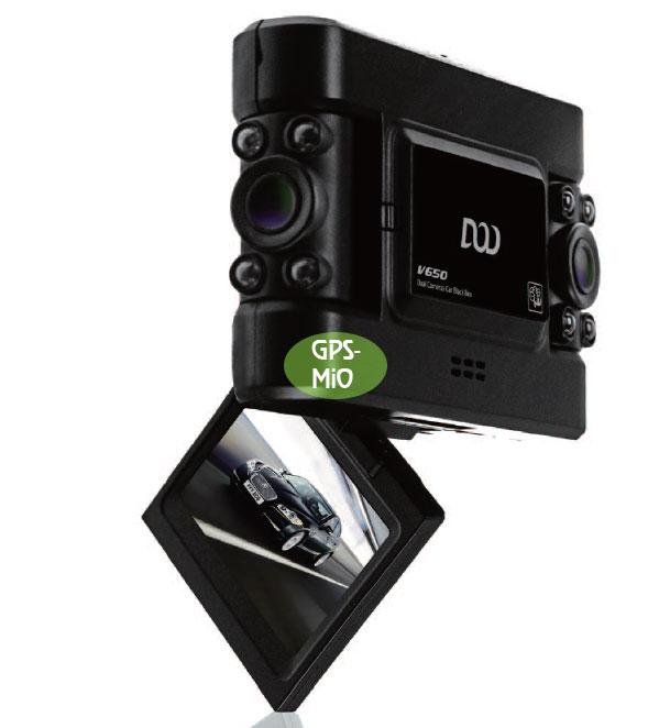 Портативный видеорегистратор DOD-Tec F900LHD (Английское меню)