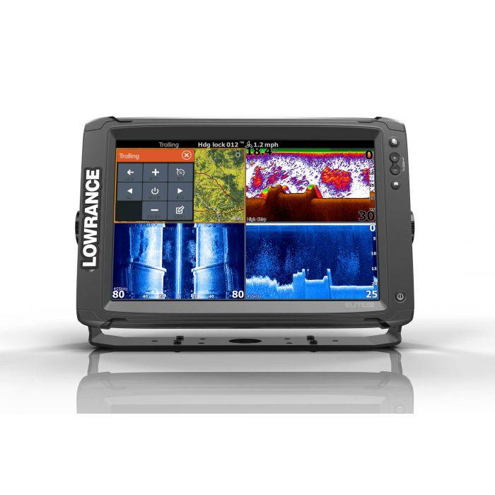 Эхолот-картплоттер Lowrance Elite-12Ti TotalScan Transducer™