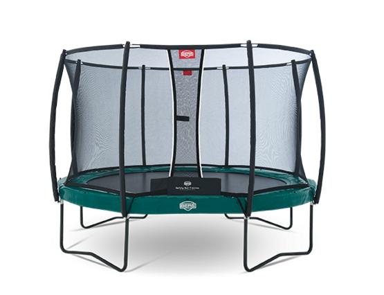 Батут Berg Elite Green 330 + Safety Net T-series 330