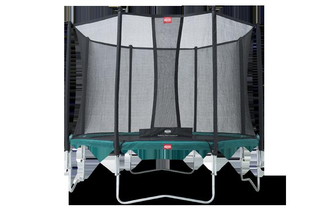 Батут Berg Favorit 330 + Safety Net Comfort 330
