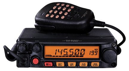 Радиостанция Yaesu FT-1900R