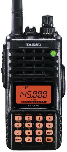 ������������ Yaesu FT-270R