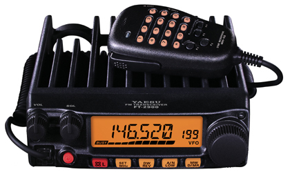 Радиостанция Yaesu FT-2900R