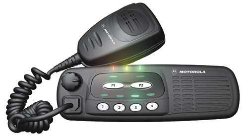 Радиостанция Motorola GM340 403-470МГц (UHF) (MDM25RHC9AN1_E)