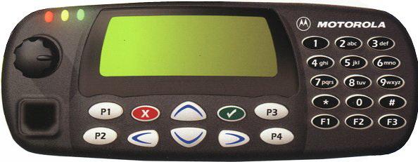 Motorola GM380 /GM380 (VHF, UHF)