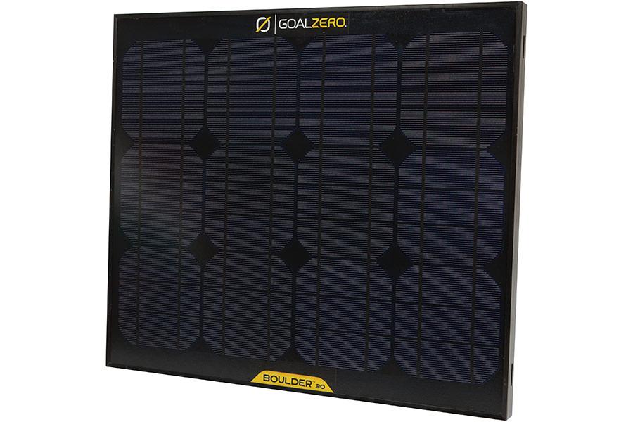 Солнечная панель Goal Boulder 30