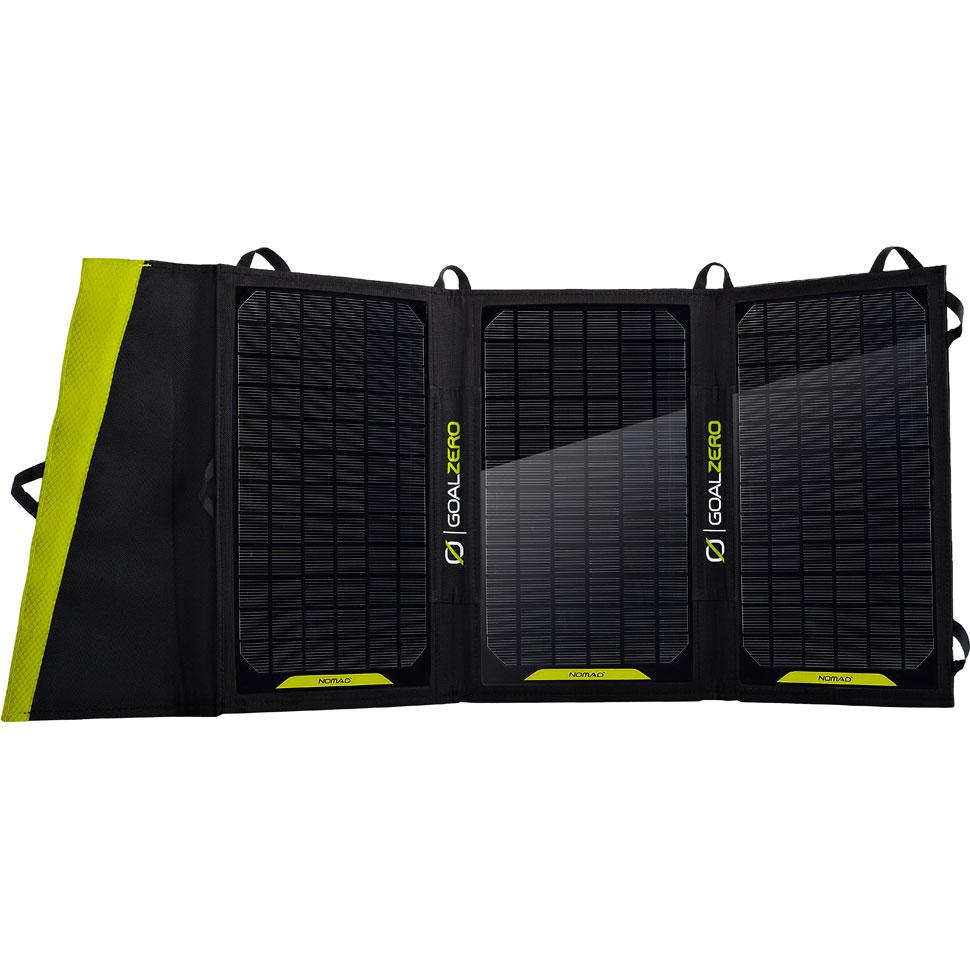 Солнечная панель Goal Zero Nomad 20 для смартфонов и планшетов