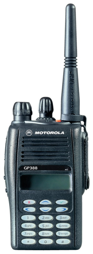 Motorola GP388 /GP388 (VHF, UHF)