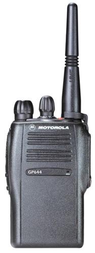 Motorola GP644 /GP644 (VHF, UHF)