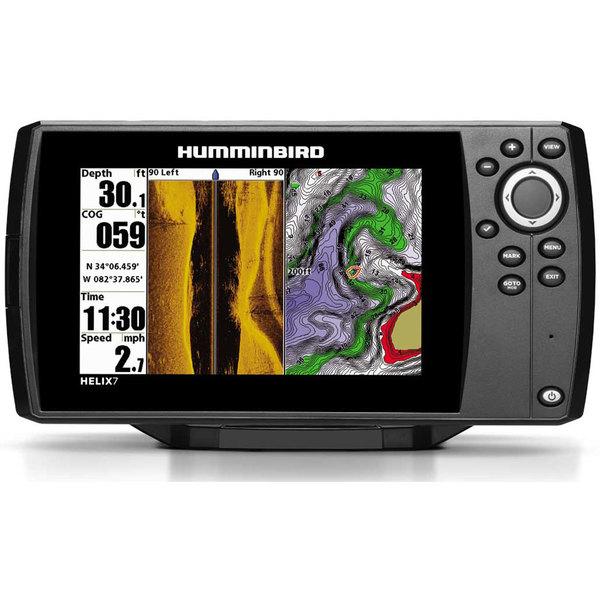 Эхолот Humminbird Helix 7x SI GPS