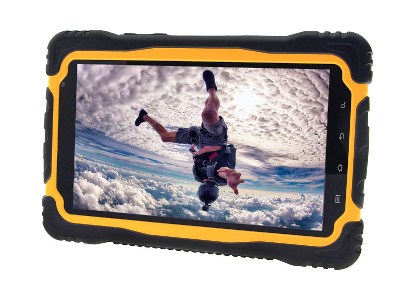 Защищенный планшет Hugerock T71H