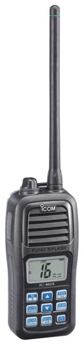 Радиостанция Icom IC-M24