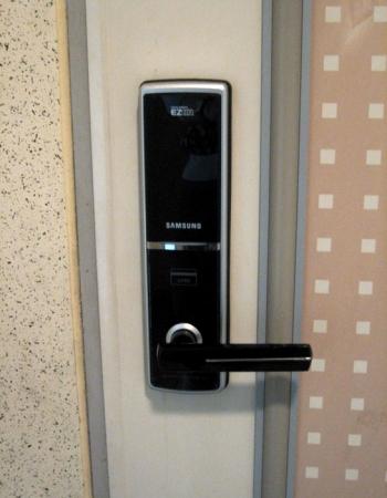 Врезной замок Samsung SHS-H620