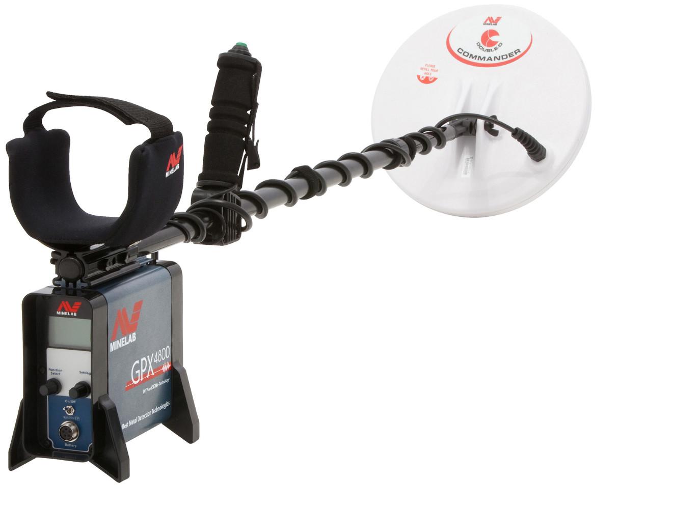 Металлоискатель Minelab GPX 5000 (Комплектация PRO)