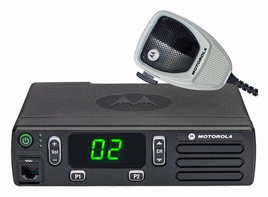 Радиостанция Motorola DM1400 403-470MГц 25W 16 каналов, MDM01QPC9JA2AN
