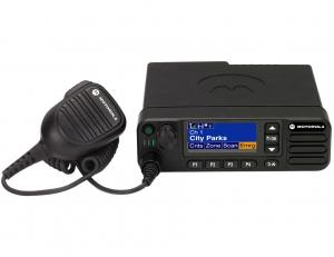 Автомобильная Радиостанция Motorola DM4600E 403- 470 МГц, 1000 кан., 1-25 Вт MDM28QNN9VA2_N
