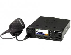 Автомобильная Радиостанция Motorola DM4601 403- 470 МГц, 1000 кан., 1-25 Вт MDM28QNN9KA2AN