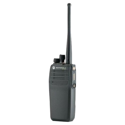 Радиостанция носимая Motorola DP3400 (136-174МГц), 5Вт,32кан, (MDH55JDC9JA1AN)