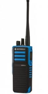 Взрывозащищенная радиостанция Motorola DP4401 Ex ATEX 136-174МГц 32 кан 1Вт с GPS MDH56JCC9LA3_N