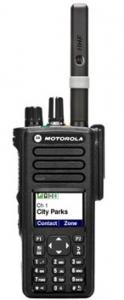 Радиостанция Motorola DP4800 403-527МГц, 1000 кан. MDH56RDN9JA1AN