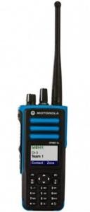 Взрывозащищенная радиостанция Motorola DP4801 Ex ATEX 136-174МГц 1000 кан 1Вт с GPS MDH56JCN9PA3_N