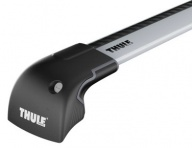 "Комплект аэродинамических дуг Thule WingBar Edge (шт. места/инт. рейлинги) Length ""S+M"""