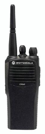 Радиостанция Motorola CP040 146-174МГц (MDH50KDC9AA1_N)
