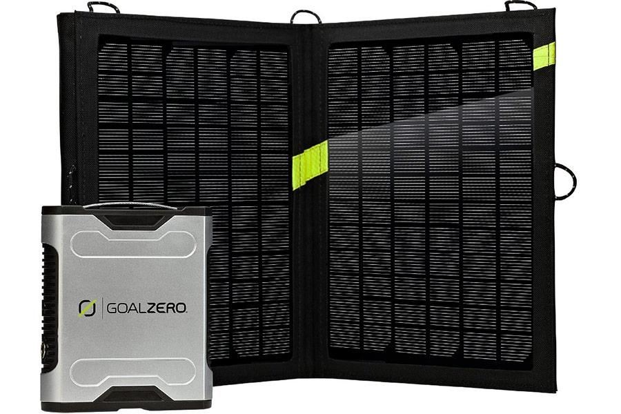 Комплект для зарядки Goal Zero Sherpa 50 Kit