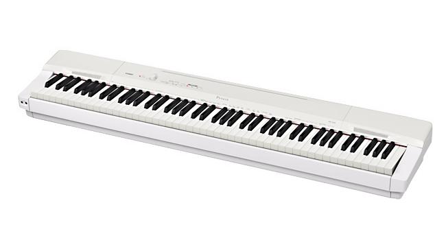 Casio Privia PX-160WE, цифровое фортепиано