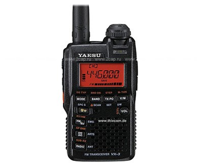 Радиостанция Yaesu VX-3R B3