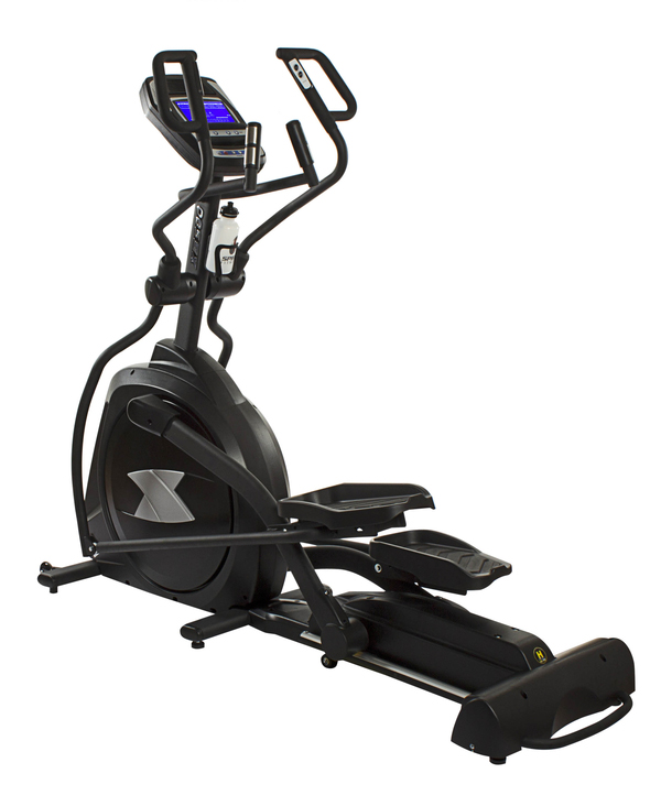 Эллиптический тренажер Spirit by Hasttings XE580 Black Edition