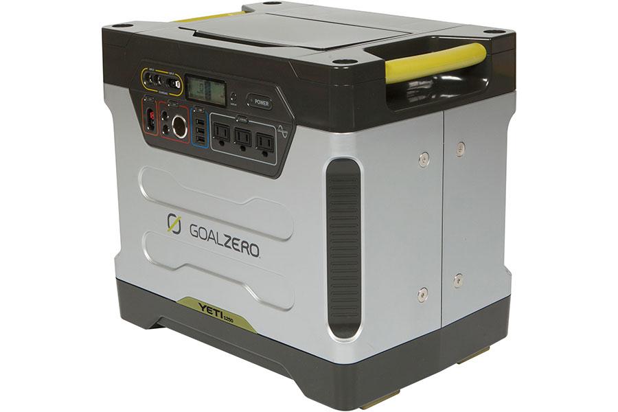Солнечный генератор Goal Zero Yeti 1250 220В, с тележкой